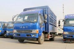 江淮 新康铃H5宽体 156马力 4.18米单排仓栅式轻卡(HFC5043CCYP91K1C2V-S) 卡车图片