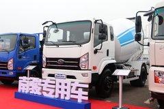 南骏汽车 瑞吉J30D 140马力 4X2 3.37方混凝土搅拌车(NJP5160GJBPPB38V)