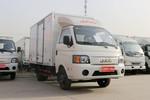 江淮 康铃X5 舒享版 1.5L 110马力 3.5米单排厢式微卡(HFC5030XXYPV7E3B4V)