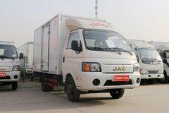 江淮 康铃X5 舒享版 1.5L 110马力 3.5米单排厢式微卡(HFC5030XXYPV7E3B4V) 卡车图片