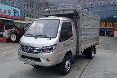 唐骏欧铃 赛菱F3 1.3L 88马力 汽油/CNG 2.72米单排仓栅式微卡(ZB5030CCYADC3V) 卡车图片