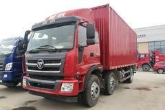福田 瑞沃Q9 220马力 6X2 6.8米厢式载货车(BJ5255XXY-FA) 卡车图片