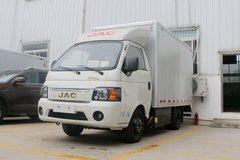 江淮 帅铃i3-X280 3.5米单排厢式纯电动轻卡(HFC5031XXYEV3)