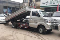 重汽王牌 W1系 2.2L 112马力 汽油/CNG 4X2 3.5米自卸车(CDW3030N4M5D) 卡车图片