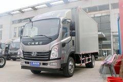 现代商用车 致道300MII 130马力 4.18米单排厢式轻卡(CNJ5041XXYZDB33V) 卡车图片