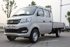 长安跨越王X1 标准型 1.2L 88马力 2.2米双排栏板微卡(SC1031GDS5A) 卡车图片