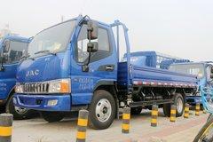 江淮 骏铃E5 116马力 4.18米单排栏板轻卡(HFC1043P92K1C2V-S)