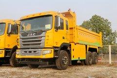 江淮 格尔发K3W重卡 350马力 6X4 5.6米自卸车(10挡)(HFC3251P1K5E36S3V) 卡车图片