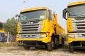 江淮 格���lK3W重卡 350�R力 8X4 5.6米自卸�(HFC3311P1K5H24S3V)