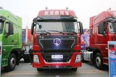 陕汽商用车 轩德X3 460马力 6X4 LNG牵引车(国六)(SX4250MPN384)
