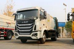 江淮 格尔发K5L 160马力 4X2 压缩式垃圾运输车(HFC5140ZYSVZ)