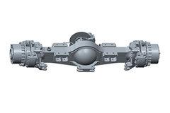 美驰MOX-N5-H024-WS4-001 越野起重机转向桥