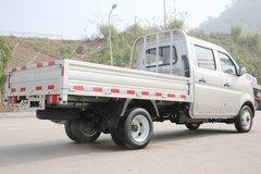 长安跨越王X1 标准型 1.3L 88马力 2.55米双排栏板微卡(SC1031GAS5B) 卡车图片