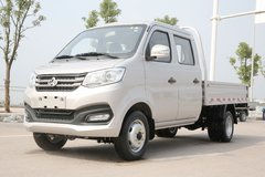 长安跨越王X1 标准型 1.2L 88马力 2.55米双排栏板微卡(SC1031GAS5B) 卡车图片
