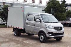 长安跨越王X1 标准型 1.3L 88马力 2.54米双排厢式微卡(SC5031XXYGAS5B) 卡车图片