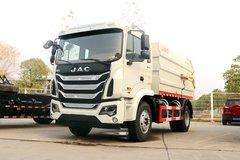 江淮 格尔发K5L 180马力 4X2 压缩式垃圾运输车(HFC5161ZDJVZ)