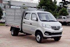 长安跨越王X1 标准型 1.2L 88马力 2.55米双排仓栅式微卡(SC5031CCYGAS5B) 卡车图片