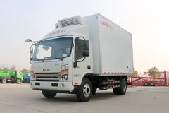 江淮 帅铃Q6 152马力 4.015米单排冷藏车(HFC5043XLCP71K3C2V)
