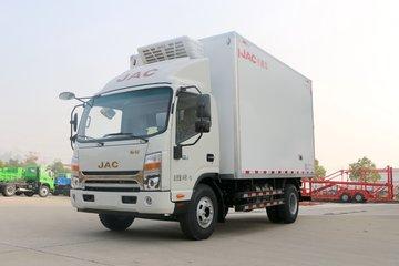 江淮 帅铃Q6 150马力 4.015米单排冷藏车(HFC5043XLCP71K8C2V)