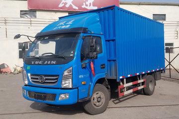 跃进 上骏X500-33 140马力 4.18米单排越野厢式轻卡(SH2042XXYKFDCMZ1)
