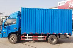 跃进 上骏X500-33 140马力 4.18米单排越野厢式轻卡(SH2042XXYKFDCMZ1) 卡车图片
