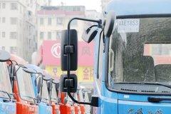东风商用车 天锦中卡 160马力 4X2 6.75米厢式载货车(DFH5110XXYBX1V) 卡车图片
