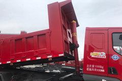 东风柳汽 新乘龙M3 160马力 4X2 4.5米自卸车(LZ3120M3AB)