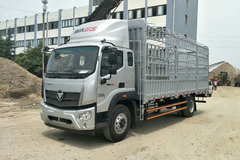 福田 瑞沃ES5 220马力 4X2 6.8米仓栅式载货车(BJ5185CCY-FC)图片