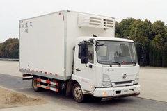 东风 天锦KS 148马力 4.1米单排冷藏车(DFH5040XLCBX)