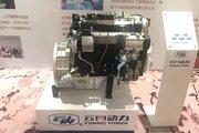 云内动力 德威D25TCIF1 150马力 2.5L 国六 柴油发动机
