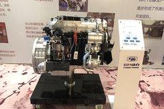 云内动力 德威D30TCIF 163马力 3L 国六 柴油发动机