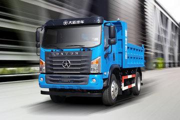 大运 G6中卡 160马力 4X2 4.45米自卸车