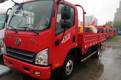 解放 虎VN 130马力 4.2米单排栏板轻卡(CA1040P40K56L2E5A84) 卡车图片