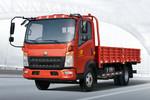 中国重汽HOWO 悍将 城配版 95马力 4.165米单排栏板轻卡(ZZ1047F3315E145)图片