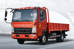 中国重汽HOWO 悍将 城配版 95马力 4.165米单排栏板轻卡(ZZ1047F3315E145) 卡车图片