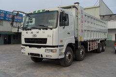 华菱重卡 336马力 8X4 8.5米自卸车(HN3262P34D6M3) 卡车图片