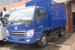 凯马骏威 90马力 3.7米排半仓栅轻卡 卡车图片