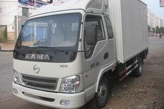 凯马骏威 82马力 3.7米排半厢式轻卡 卡车图片