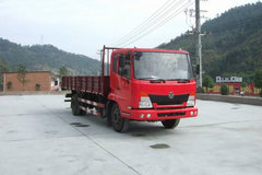 东风商用车 嘉运 130马力 4.4米排半栏板轻卡(DFL1080B4) 卡车图片