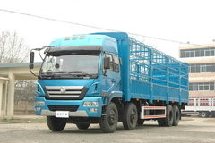 徐工 瑞龙重卡 290马力 8X4 仓栅载货车(NXG5315CSY) 卡车图片