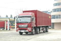 徐工 瑞龙重卡 260马力 8X2 厢式载货车(NXG5319XXY3A) 卡车图片