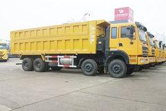 红岩 新大康重卡 340马力 8X4 8米自卸车(CQ3314TTG426) 卡车图片
