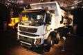 沃尔沃 FMX重卡 420马力 8X4 8.6米自卸车