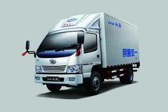 一汽解放 金铃 120马力 4.2米单排厢式轻卡 卡车图片