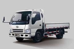 一汽解放 501-J系列 90马力 4.3米单排栏板轻卡(加强型) 卡车图片