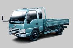 一汽解放 501-Q系列 110马力 3.9米排半栏板轻卡 卡车图片