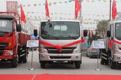 东风 凯普特N300 130马力 5.1米单排栏板轻卡(EQ1050S9BDE) 卡车图片
