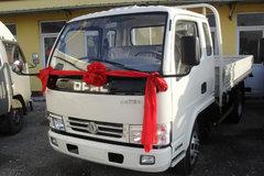 东风 多利卡 75马力 3.4米排半栏板轻卡 卡车图片