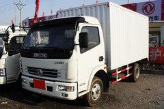 东风 多利卡L 109马力 4.2米排半厢式轻卡 卡车图片