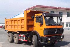 北奔 NG80系列重卡 336马力 6X4 6米自卸车(ND3255B41J) 卡车图片